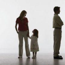 С кем будет жить ваш ребенок после развода